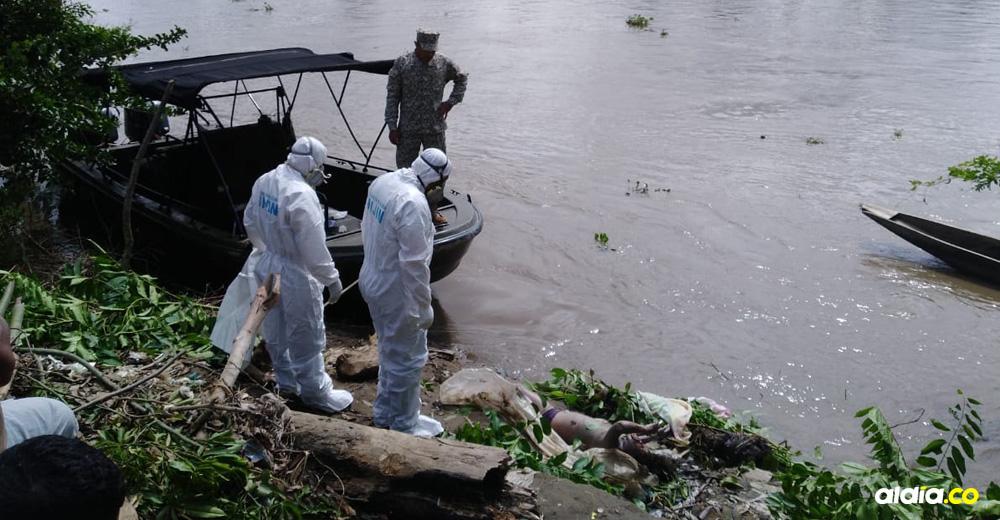 Menor de ocho años aparece muerta en Magangué