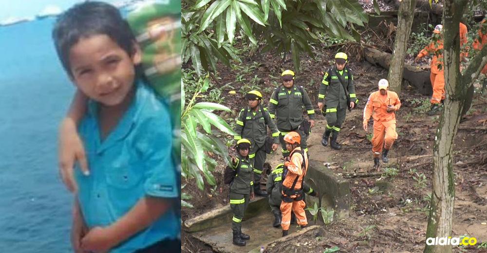 ¡Mi hijo está vivo!: madre de Alberto, niño desaparecido en la Sierra Nevada