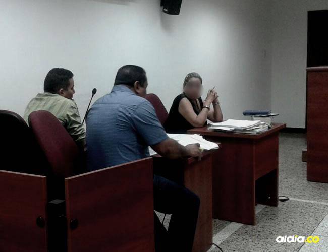 Luis Carlos Martínez Borrero está detenido en la Cárcel Judicial de Valledupar.
