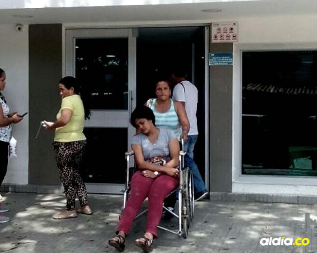 Dos clínicas de Santa Marta le negaron la atención a la venezolana Siorileidy Urdaneta, de 38 años, agredida en un robo   Al Día
