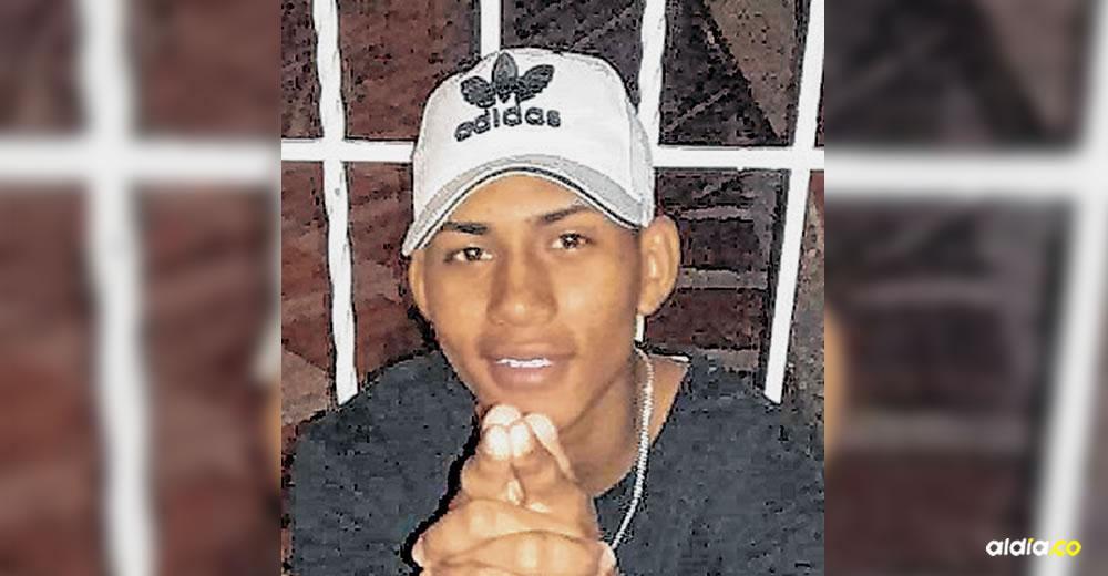 Desde niño Hainer Ortega Ospino, de 17 años, soñaba con ser policía | Al Día