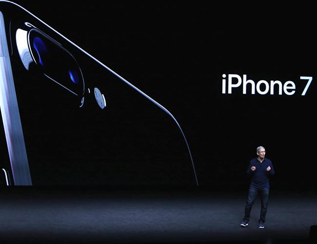 El nuevo buque insignia de Apple fue lanzado este 7 de septiembre en San Franciso, EE.UU | EFE