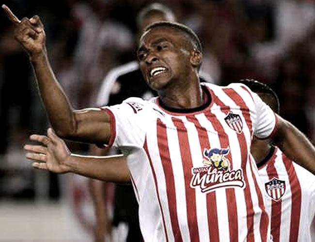El lateral derecho del Junior no había vuelto a jugar por decisión de Alexis Mendoza   Foto: Futbolete