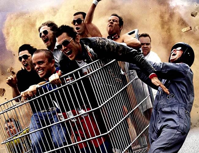 Jackass 3D fue el culmen de este grupo de locos que cambiaron la forma de entretener | Foto: Hypebeast