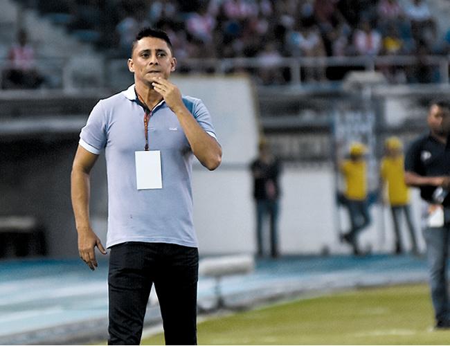 Giovanni y el Junior ya acarrean dos derrotas en línea. | AL DÍA