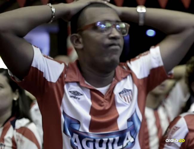 """""""A la gente en Barranquilla, o al hincha de Junior, no le importa la Copa Águila, después de haber jugado dos finales de Liga consecutivas"""", dijo Iván René Valenciano   EH"""