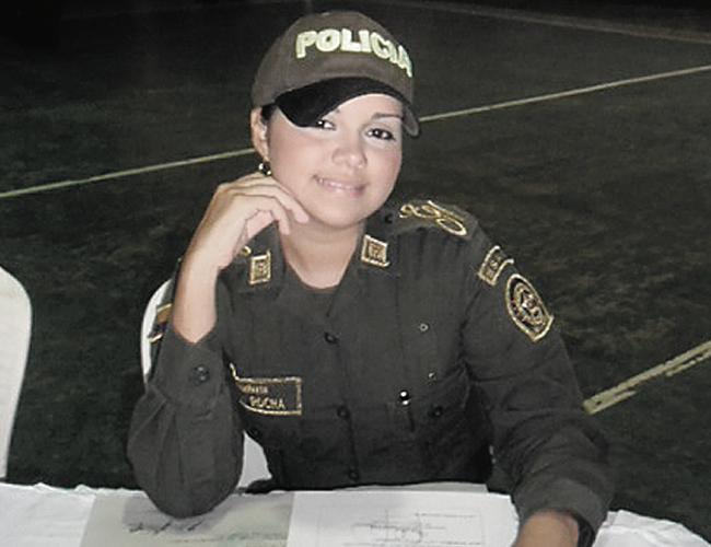 Kelly Rocha Rago, de 23 años, muerta en extrañas circunstancias en septiembre de 2014. | Foto: Archivo