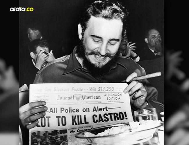 Uno de los intentos más recordados fue el de Marita Lorenz, una de las muchas amantes de Fidel. La CIA se enteró del romance y reclutó a Lorenz como agente para envenenar una copa | Archivo