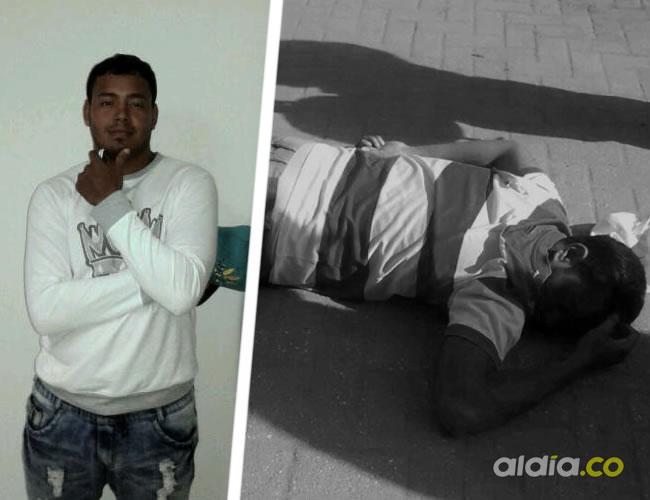 Brayan Gabriel Berdugo Cervantes fue asesinado en confusos hechos luego de varios robos consecutivos | Cortesía