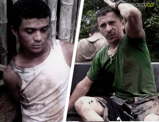Los presuntos piratas terrestres estuvieron a punto de ser linchados por parte de la comunidad que estaba cansada de la situación |