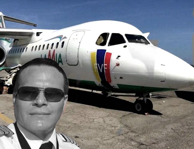 Miguel Quiroga Murakami (izq) era el piloto a cargo del vuelo que terminó estrellándose cerca de Medellín. Era un capitán experimentado | Al Día