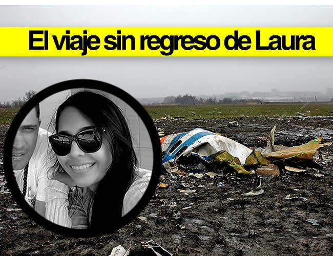 Laura De la Cruz Roca, de 25 años, fue una de las víctimas mortales del siniestro ocurrido en la ciudad Rostov del Don, de Rusia, en el que fallecieron 62 personas que iban en un avión. | EFE