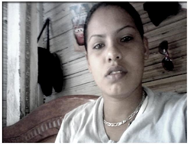 Jessica García Molina, de 26 años, fue asesinada a tiros en el municipio Cereté (Córdoba). | Foto: Archivo