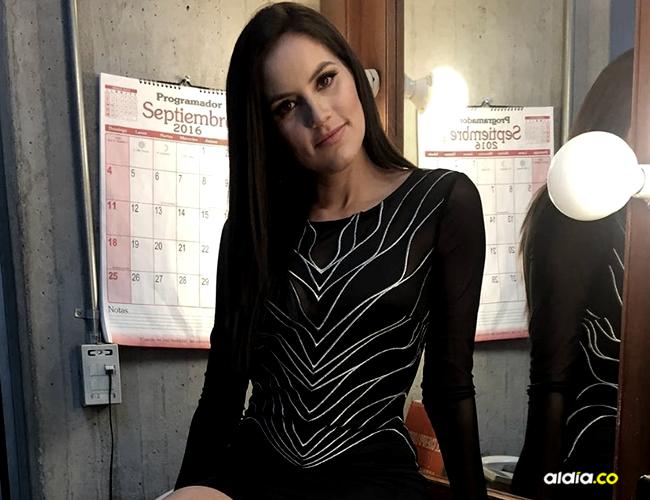 Linda Palma participó en el reinado de Señorita Bogotá (2006), inició su carrera een el canal City TV, ha presentado programas exitosos como Yo me llamo, La Voz y A otro nivel. | Instagram