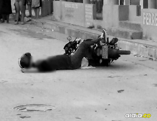 John Jairo León García, de 41 años, fue identificado el presunto asaltante que murió la mañana de ayer. | AL DÍA