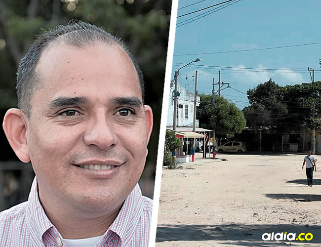 Fulgencio Vélez, de 45 años, fue asesinado cuando estacionaba su vehículo en un parqueadero situado al lado de su casa.   AL DÍA