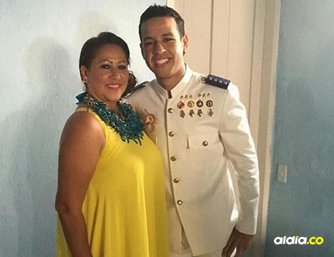El día de su matrimonio con Dayana Jaimes   El Heraldo