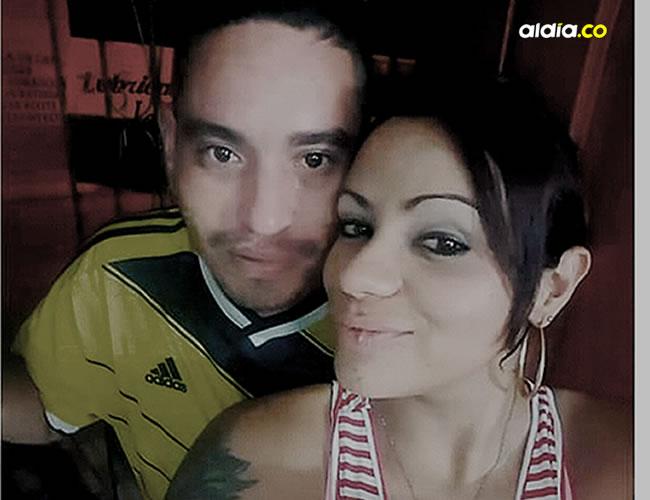 Yesica Yamile Lopera Bolívar y John Álvarez Giraldo proclamando su amor con fotos en las redes sociales. | Facebook