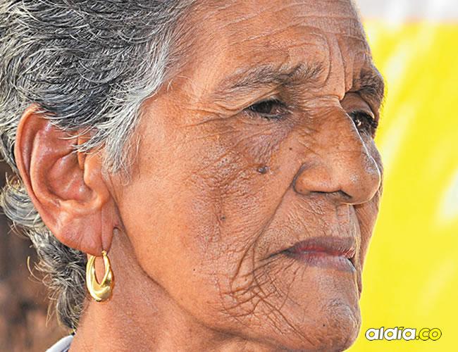 'Mama Vila', la abuela del cantante Martín Elías | Cortesía