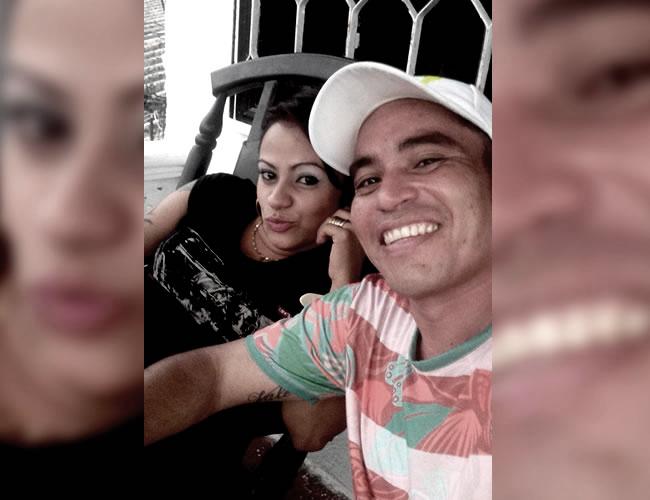 John Mario Álvarez Giraldo, de 25 años recibió un disparo a manos de su novia el pasado 19 de junio. | Foto: Facebook