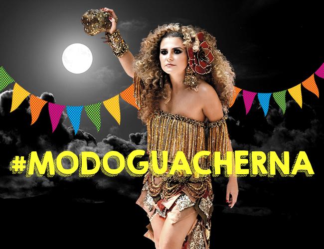 Marcela García se disfrazará de 'loca' para rendir un homenaje al personaje clásico del carnaval | Foto: Archivo
