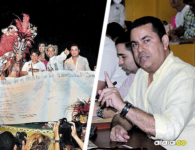 El concejal Salim Guerra es el autor de la propuesta. | AL DÍA