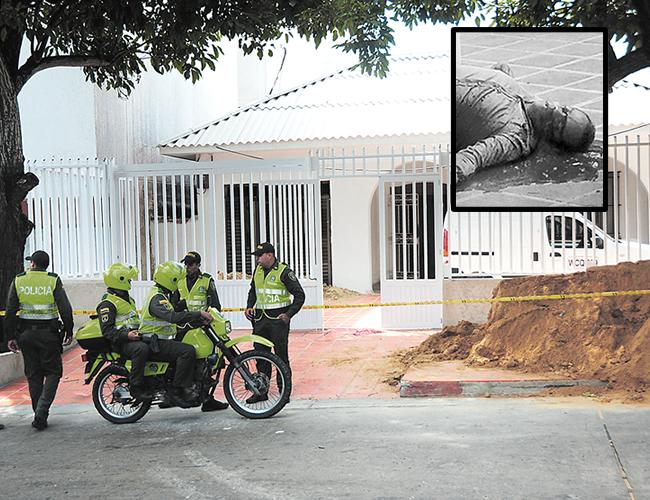 En la calle 70 No. 41 - 109, Las Delicias, ocurrió el hecho. | Foto: Archivo