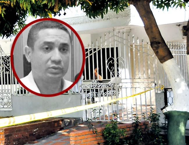 Esta es la vivienda donde residía en Barranquilla el director de la regional norte de Medicina Legal, Eduardo Pinto | Foto Al Día