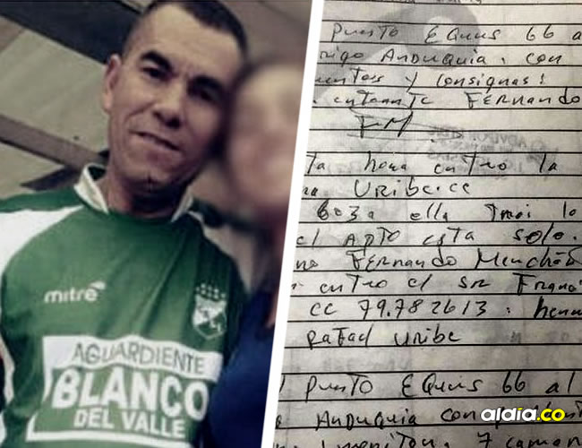 El fiscal Luis Gonzáles confirmó que dada la contundencia de las pruebas en contra de Rafael Uribe Noguera, no cabe ninguna posibilidad de hacer con él un preacuerdo | Al Día
