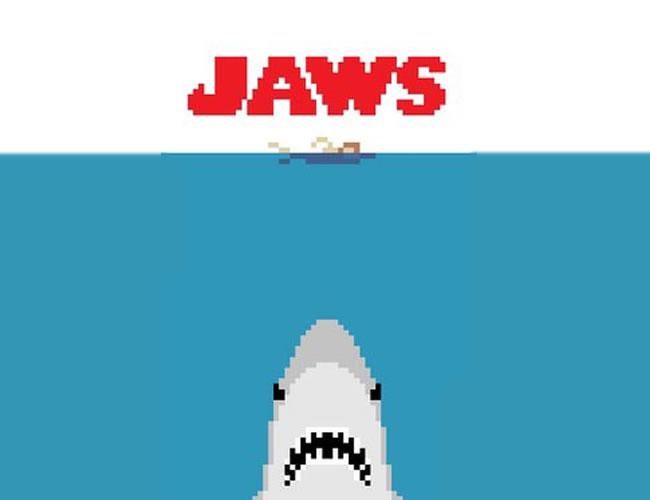 El tiburón se lo va a comer a todos   ilustración: Alcreed.Tumblr