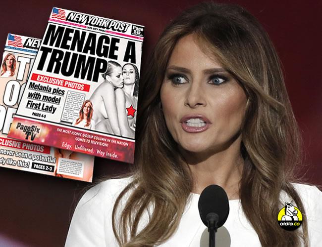 La portada no le hace mucho bien ni al 'Post' ni a Murdoch, por eso muchos se preguntan a dónde apunta esta nueva jugada en la guerra de diarios sensacionalistas | ALDIA.CO