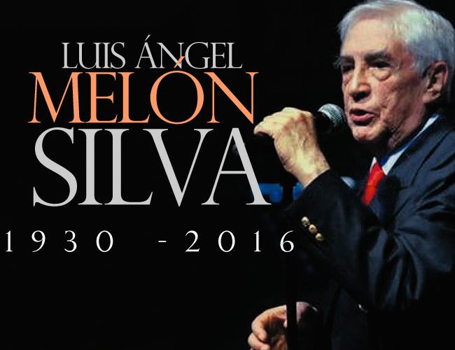 Luis Ángel Silva Nava fue líder del grupo Lobo y Melón, con éxito interpretaron  música afroantillana del Caribe | Foto: Archivo