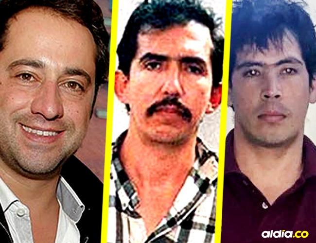 Rafael Uribe Noguera,  Luis Alfredo Garavito, 'la bestia', Cristian Camilo Bellón I Archivo