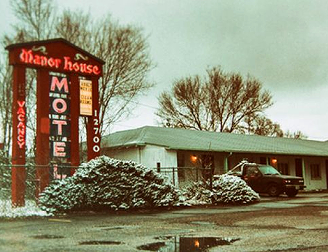 teniendo motel