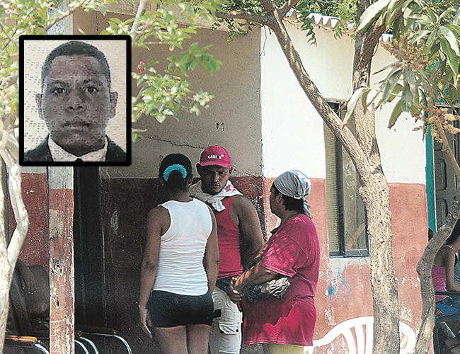Adalberto Antonio Gutiérrez Rodríguez, de 27 años, fue asesinado en la carrera 89 con calle 108, barrio Las Flores, localidad Riomar; a unas cinco cuadras de su lugar de residencia. | Foto: Archivo