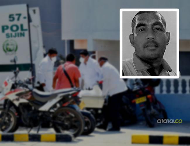 El operario Rafael Hernández Mora, de 31 años, perdió la vida luego de que la fuerte brisa lo desestabilizara y lo hiciera caer del piso 11 de un edificio. | ALDIA.CO