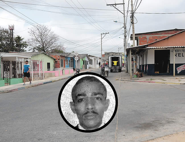 Yamit Enrique Márquez Torres se chocó en la calle 84 con carrera 15, barrio La Manga. | Foto: Archivo