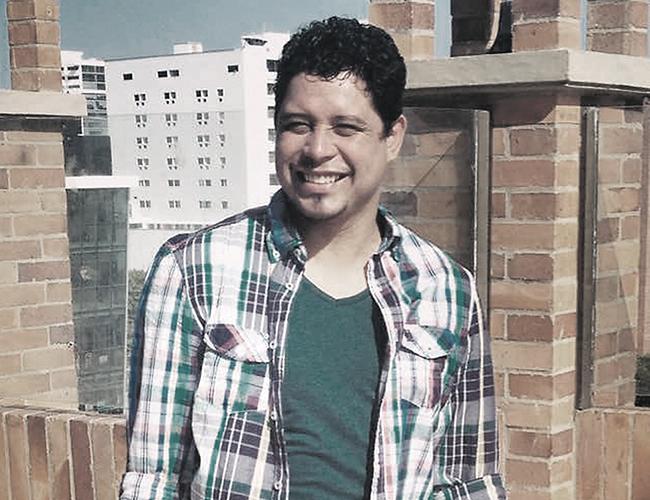 Gabriel Ariza Molina residía desde hace dos años en México. Viajó a cursar una maestría en cine y buscar nuevos horizontes. | Foto: Archivo
