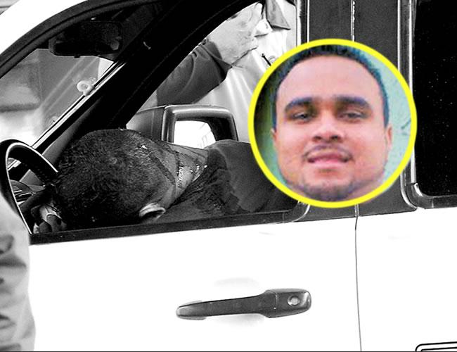 De los tres impactos de bala que recibió López Urieta, dos fueron en la cabeza | Foto: Al Día