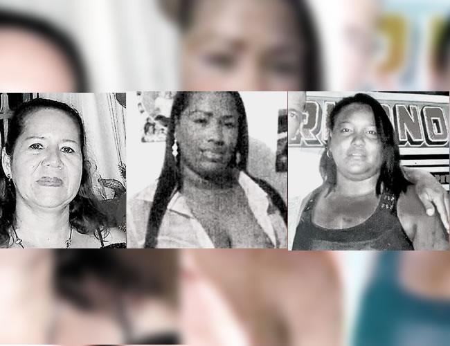 Deisy Cuentas, Ana María Castro e Idalmis Escorcia son las últimas víctimas mujeres del Atlántico | Foto Al Día