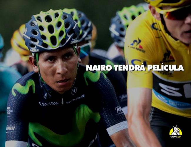 Nairo Quintana, mirando de cerca al británico Chris Froome, en la actual edición del Tour de Francia 2016 | EFE