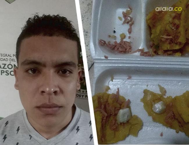 Alex Bula, alias Alexito y la droga incautada | Al Día