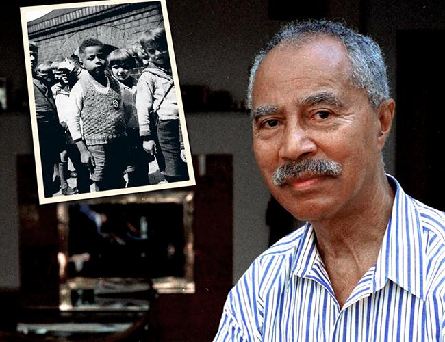 Ser hijo un diplomático liberiano y de madre alemana sirvió para que Hans J. Massaquoi no fuera desaparecido o llevado a un campo de concentración durante la Alemania nazi. | Foto: La Nación