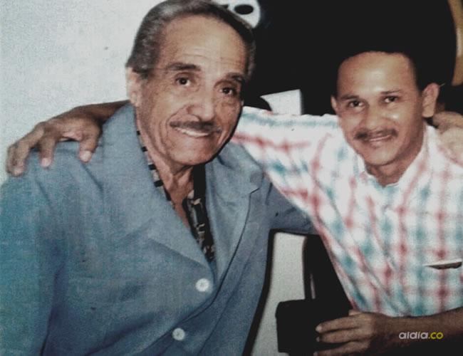 El 25 de septiembre de 2006, Fausto Pérez, el autor de esta crónica, entrevistó a Nelson Pinedo en Caracas (Venezuela). | Al Día
