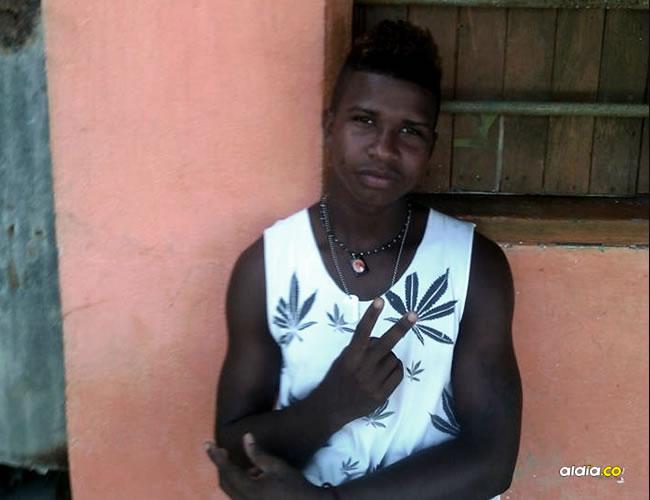 Nilo Pérez fue asesinado a un costado de la Plaza principal de Villanueva. Sus familiares intentaron trasladarlo a un Hospital, pero falleció cuando iban cerca a Santa Rosa de Lima. | Al Día