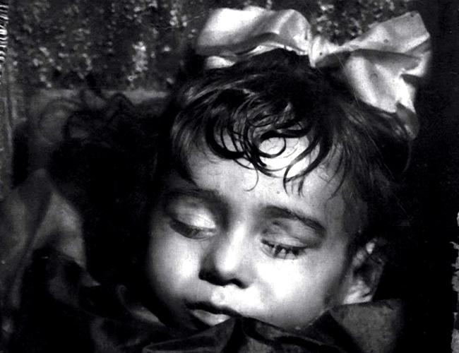 Rosalía murió hace casi un siglo como consecuencia de una neumonía, pero aún se conserva casi intacta | Foto: Euforiacerebral.co