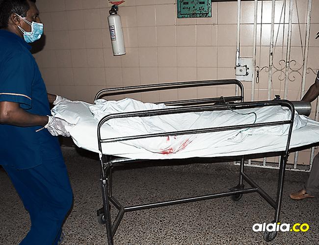 El niño fue llevado al hospital Rosario Pumarejo de López, donde fue sometido a una cirugía por parte de médicos especialistas en ortopedia y cirujanos cardiovasculares. | AL DÍA