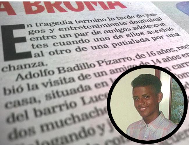 El hecho ocurrió en el sector del  barrio Lucero, en el municipio de Santo Tomás, Atlántico.