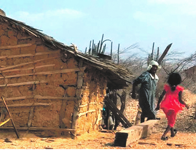 En Manaure se presentaron otros dos casos de niñas que fallecieron por desnutrición. | Foto: Archivo