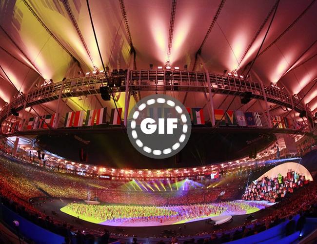 Este viernes 5 de agosto fue la inauguración oficial de los Juegos Olímpicos Río 2016. | Foto: El País